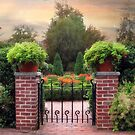 A Gated Garden by Jessica Jenney