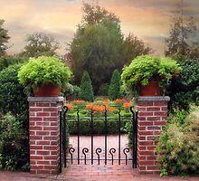 A Gated Garden by Jessica Jenney