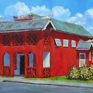 The Joss House - Innisfail by Cary McAulay