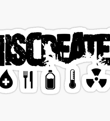 Miscreated Design 2 Grey (Official) Sticker