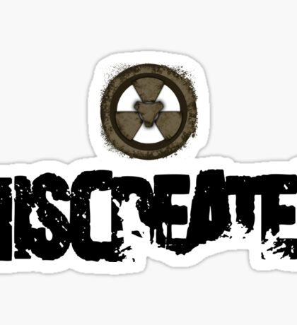 Miscreated  Design 1 Grey (Official) Sticker