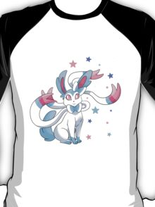 Shiny Starry Sylveon T-Shirt