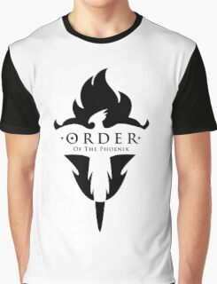 ORDER Of The Phoenix Graphic T-Shirt
