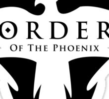 ORDER Of The Phoenix Sticker