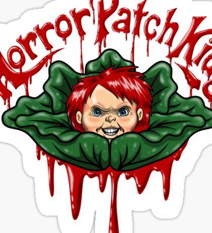 Horror Patch Kids: Charles Sticker