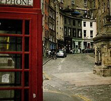 Vintage Edinburgh by Kithica