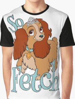 So Fetch Graphic T-Shirt