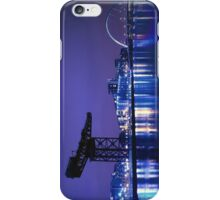 The River Clyde At Night iPhone Case/Skin