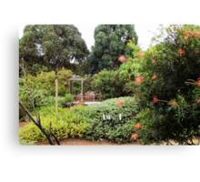 Our Garden Canvas Print
