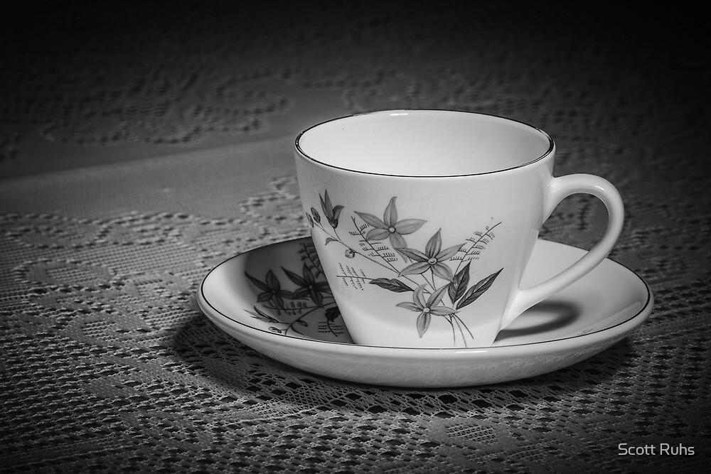 A Spot Of Tea by Scott Ruhs