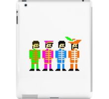 Sgt. Pixel's Lonely Hearts Club Band iPad Case/Skin