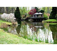 Brookside Gardens Photographic Print