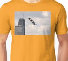 America, Home Sweet Home USN Blue Angles If you like, please purchase, try a cell phone cover thanks Unisex T-Shirt