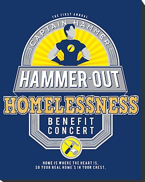 Hammer-Out Homelessness by TheBensanity