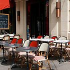 Paris Cafe by Melodee Scofield