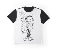 FRENCHY Graphic T-Shirt