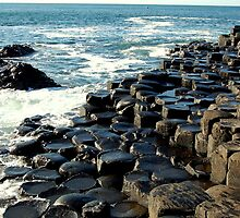 Giants Causeway Ireland by andypatt