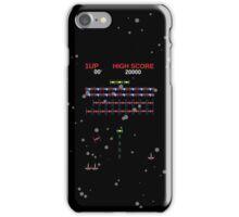 Galaga Wars iPhone Case/Skin