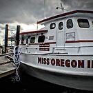Miss Oregon Inlet by Robin Black