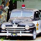 Vintage Police Car by Cynthia48
