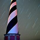 Lighthouses of the Outer Banks by Robin Lee