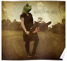 Kiss this Poster