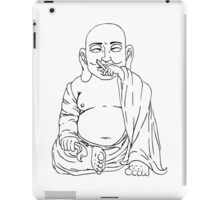 The Tokin' Buddha iPad Case/Skin