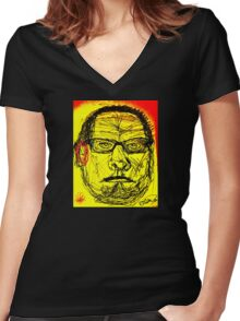 Fat Face Women's Fitted V-Neck T-Shirt