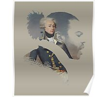 America's Favorite Fighting Frenchman Poster