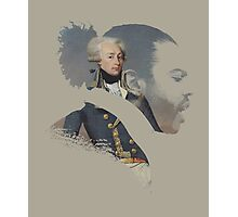 America's Favorite Fighting Frenchman Photographic Print