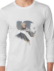 America's Favorite Fighting Frenchman Long Sleeve T-Shirt