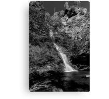 Minnehaha Falls - Katoomba NSW Canvas Print