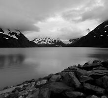 Somewhere in Alaska by Persizara