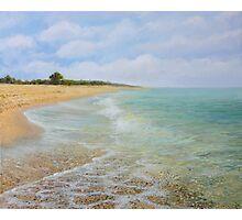 Beach Krapets Photographic Print