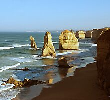 12 Apostles by Julia Harwood