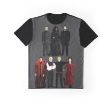 Doctor Who - The Seven Masters Graphic T-Shirt