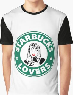Starbucks Lovers - Taylor Swift Graphic T-Shirt