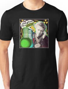 Popular Science: M. Curie (English) Unisex T-Shirt