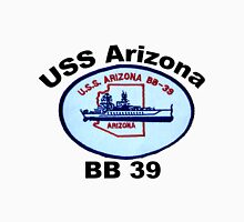 USS Arizona (BB-39) Crest Women's Relaxed Fit T-Shirt