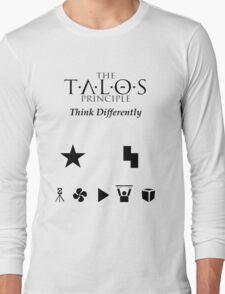 The Talos Principle  Long Sleeve T-Shirt