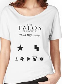 The Talos Principle  Women's Relaxed Fit T-Shirt