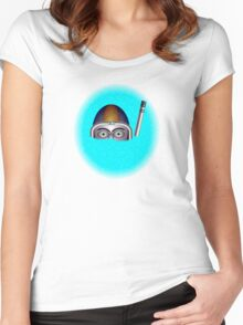 Diver by rafi talby Women's Fitted Scoop T-Shirt