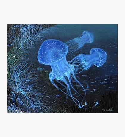 Dance Under Water Photographic Print