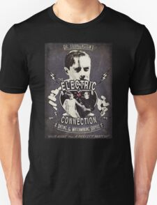 The Electric Connection (Old Metal Sign) T-Shirt