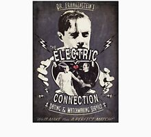 The Electric Connection (Old Metal Sign) Unisex T-Shirt
