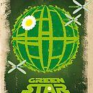 Green Star by AlainB68