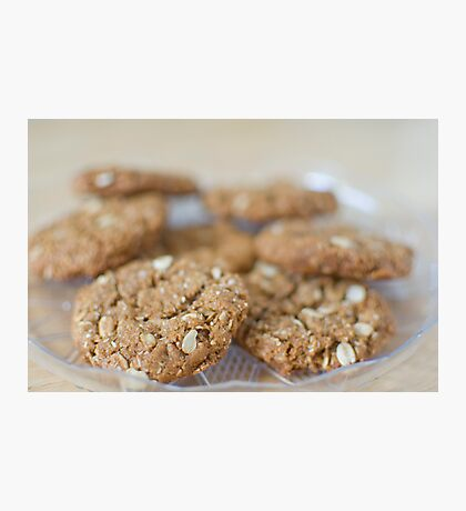 Anzac Biscuits Photographic Print
