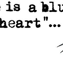 Bluebird quote by fuka-eri