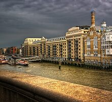 Butler's Wharf by hebrideslight