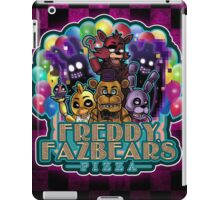 Freddy Fazbear's Pizza iPad Case/Skin